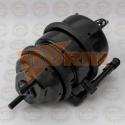 Caja de enchufe NATO 24V 2 polos cable 35 mm2