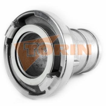 Flange gasket DN 100 PN10/16 black