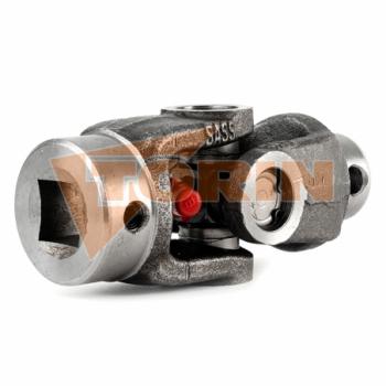 Delivery hose for abrasive materials DN 75 SEMPERIT SOSH black