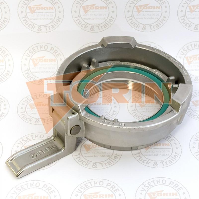 Sac filtrant de rechange 205/400/400x2900 mm