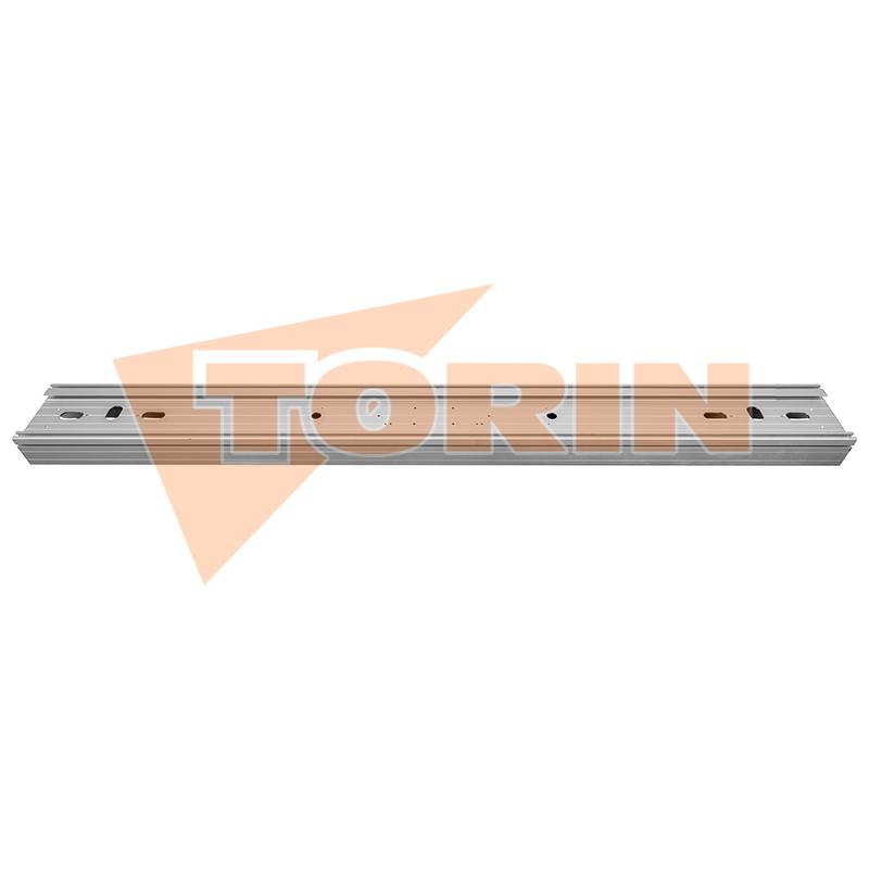 Tube coudé a 90° avec raccord fileté FE/FE 3 aluminium