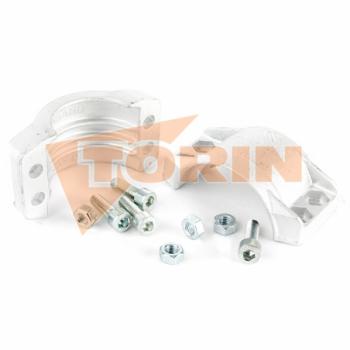 Переходник 2 1/2 внутр. 3 наруж. резьба нержавеющая сталь