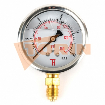 Outlet elbow 90° 4 ET/4 Rosista stainless steel