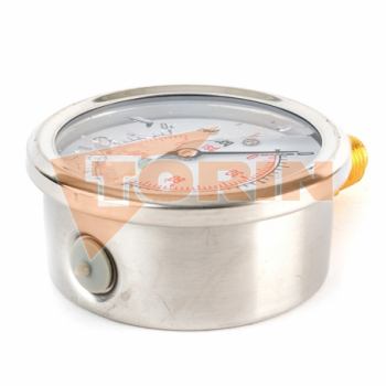 Reducer 114,3x88,9x2,6 mm concentric stainless steel