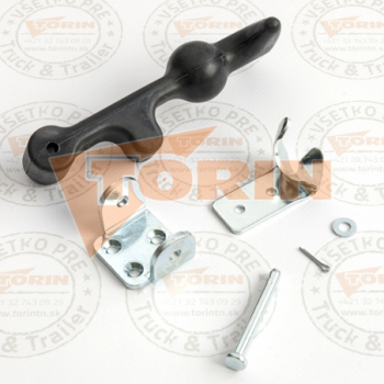 Delivery hose for abrasive materials DN 100 ALFAGOMMA black