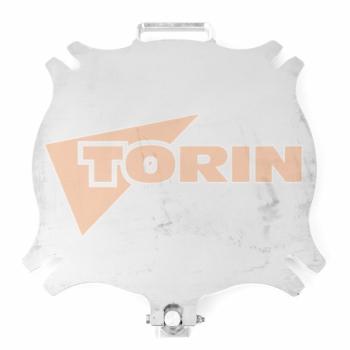 Wąż do rozładunku towarów DN 100 ALFAGOMMA czarny tłoczny