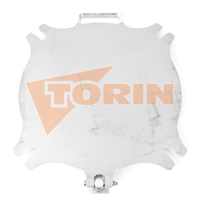 Flexible de dépotage DN 100 ALFAGOMMA noir