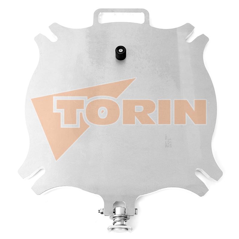 Auslaufbogen 90° 4 AG/4 Rosista edelstahl