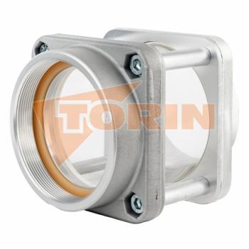 Hadica pre abrazívne materiály DN 100 ALFAGOMMA čierna tlaková