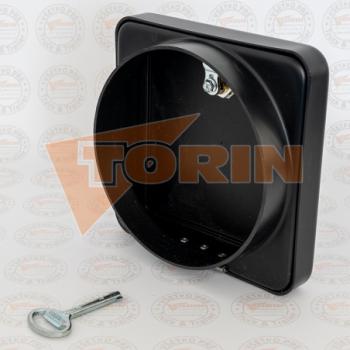 Boquilla roscada de tubo RE/RE 4 acero