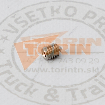 Weld nipple 3 stainless steel