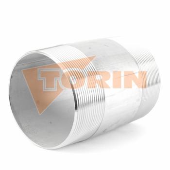 Réduction 114,3x88,9x2,6 mm concentrique inox