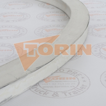 Pinch valve AKO VT 100 sleeve white