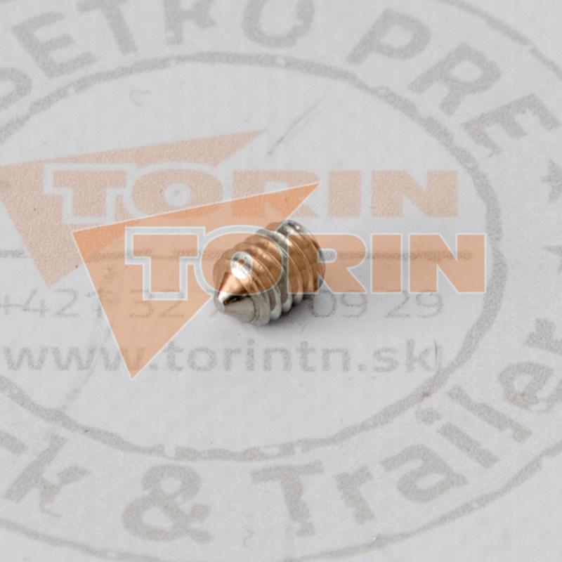 Clapeta válvula de retención pos. inclinada 2