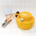 Curva de descarga DN 100 forma 1 FELDBINDER 108x3,6 mm