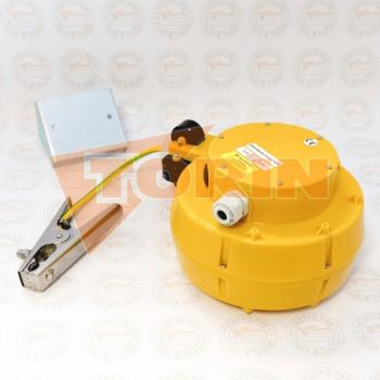 Materiálové potrubí DN 100 tvar 1 FELDBINDER 108x3,6 mm