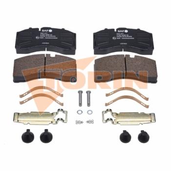 Disque de frein SAF BI9-22 INTEGRAL