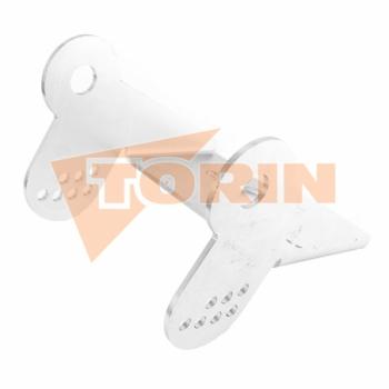 Predný rozvod vzduchu pre poistný ventil FELDBINDER