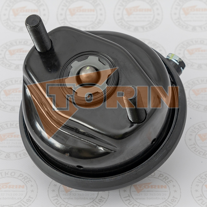 Wheel hub nut SAF M75x1,5 left
