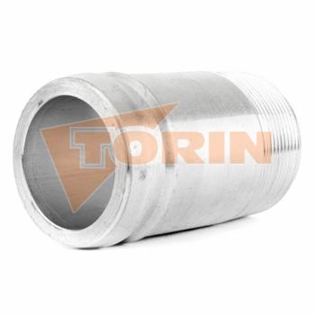 Штуцер 1/8 8 мм колено 90°