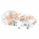 Regenkappe für kompressor filter 115 mm