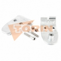 Fixed coupling STORZ C internal thread 1 1/2