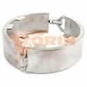 Schauglashalter DN 80 IG/AG 3