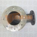 Wagon reducer coupling ball DN 75