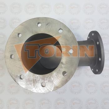 Резиновый хомут муфт СТОРЗ Ц 98х25 мм