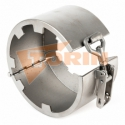 Wagon reducer coupling throat DN 75