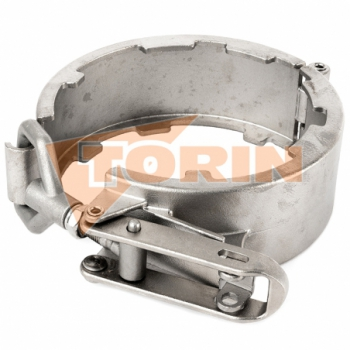 Butterfly valve gasket DN 200 white
