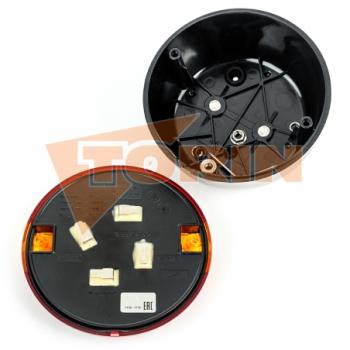 Tesnění klapkového ventilu DN 200 bílé