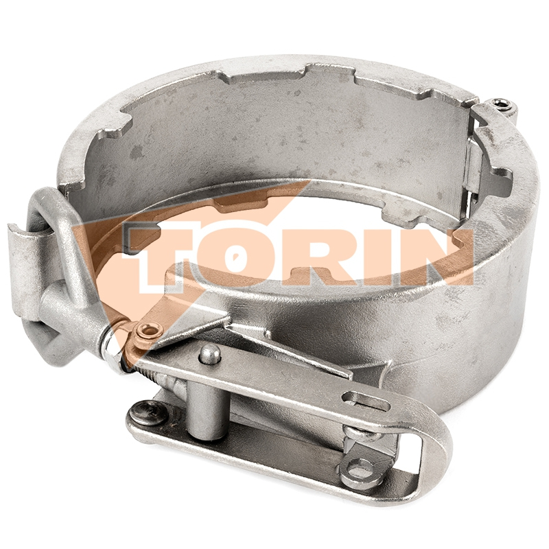 Flexible pour air chaud DN 50 ALFAGOMMA