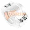 Zástrčka 24V 2-pin kabel 70 mm2