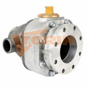 Vložka pneumatického ventilu AKO DN 80 čierna
