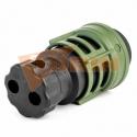 Fuelle de suspensión neumática SAF 2619V
