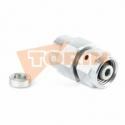 Kompressor filter GHH RAND 334x142x50 mm