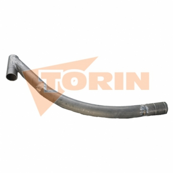 Safety glass inside for square sight glass DN 100