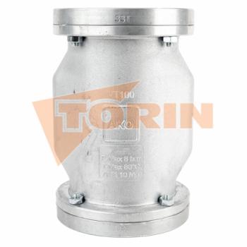 Schauglas innen mit schutzglas für eckiges schauglas DN 100