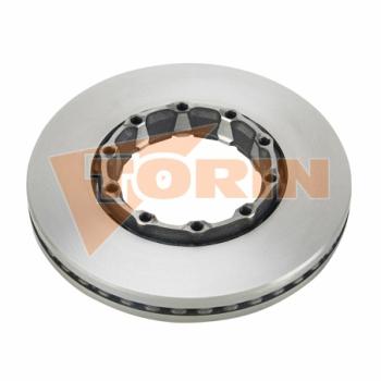 Moyeu de roue SAF B9 complet