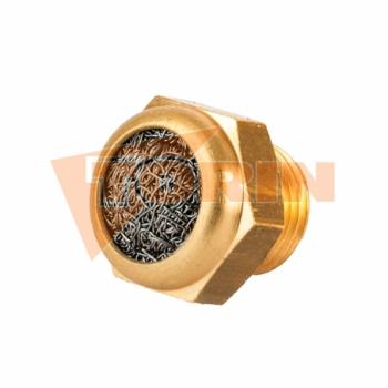 Штуцер 1/4 М16х1,5 - компрессор