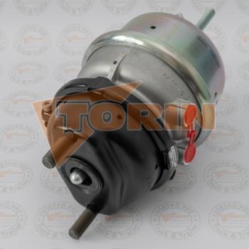 Ventil pneumatický AKO DN 100 čierna vložka