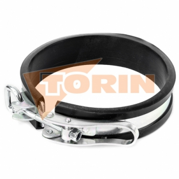 Spiral air hose 8 mm for blowing 15 m