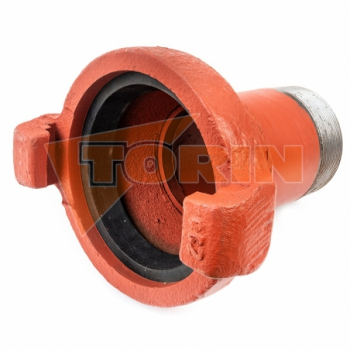 Flange 8-hole DN 100 PN10/16 steel