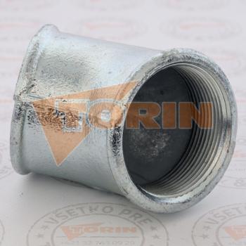 Trubka s vnějším závitem 3 ocel