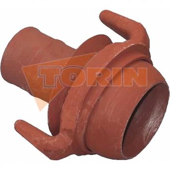 Ball valve hand lever DN 100