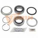 Intermediate ring for spare wheel bracket HAACON