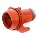 Brida 8-agujeros DN 100 PN10/16 acero