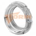 Clamp fastening with locking handle 62x15 mm FELDBINDER