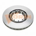Spare wheel bracket HAACON
